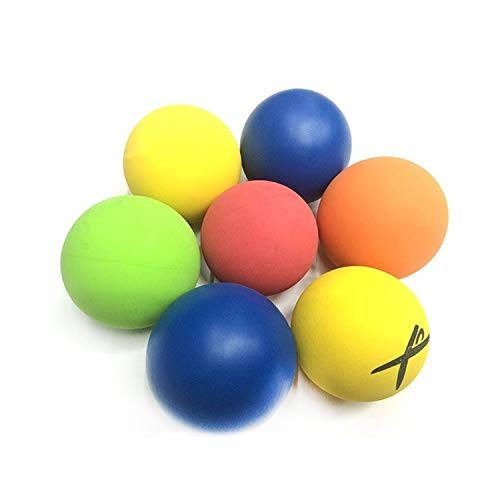 YIXIE ZHT American Standard Racquetball Golosh leeren Ball, Racquetball-Durchmesser: 5,5 cm WEEXIZHIGUANGLIYA