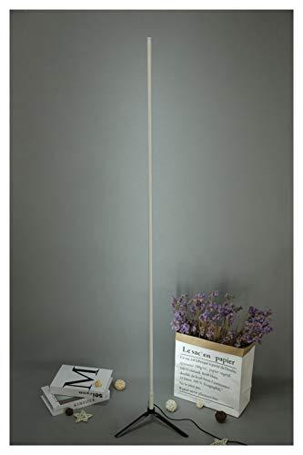 MUYANDZ lampadaire Lámpara de pie LED Moderna Lámparas de pie de trípode Minimalista for Sala de Estar Dormitorio Estudio nórdico Decoración for el hogar Lámpara de pie Creativa