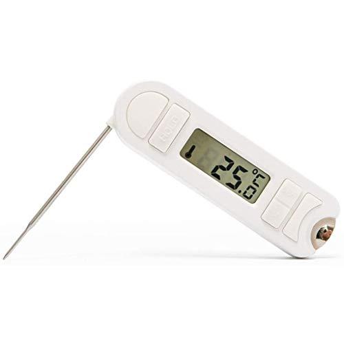 XIXIDIAN Termómetro de alimentos, lectura instantánea Termómetro de carne a prueba de agua - 2S Lectura instantánea de 2S Termómetro de cocción ultra rápido.Termómetro de comida para cocinar para coci