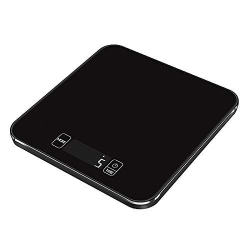 Gpzj Báscula de Cocina Multifuncional de Alta precisión, báscula electrónica doméstica de 0,1 g, Mini báscula para Hornear.
