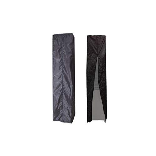 Housse de protection integrale Parasol chauffant IMPERMEABLE 100% Polyester ZIP Intégral 227x46cm bas 56cm