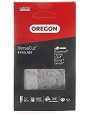 Oregon 91VXL052E Łańcuch 3/8 Semi Chisel ltp, Szary, 52 sztuki