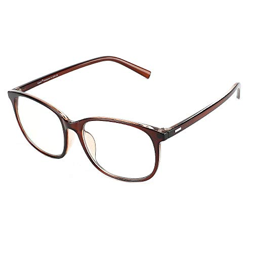 Cyxus Filtro de luz Azul [Mejor Dormir] Gafas de computadora Unisexo(Hombres/Mujeres Bloqueo UV Gafas…