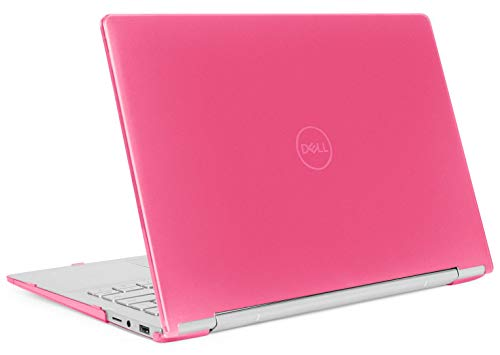 mCover Hard Shell Case for 13.3' Dell Inspiron 13 7391 2-in-1 Convertible Laptop Computers (Pink)