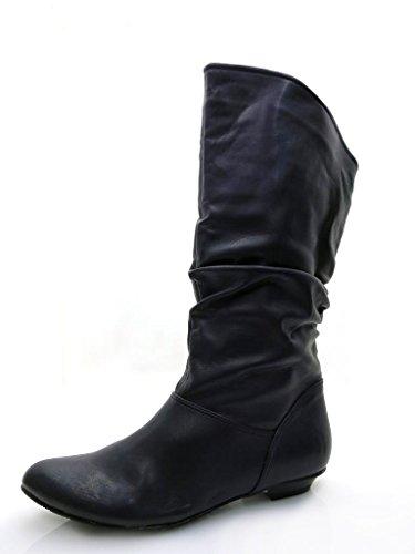 Depeche Stiefel 4536 violett-38