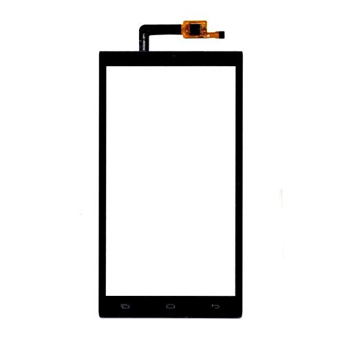 MrSpares Touch Screen digitizer Panel Part for Micromax Canvas Juice 2 AQ5001 : Black