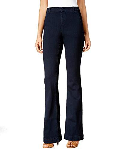 INC International Concepts Trouser Jeans, Blue Size 8