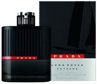 Prada Luna Rossa Extreme (プラダ ルナ ロッサ エクストリーム) 3.4 oz (100ml) EDP Spray for Men