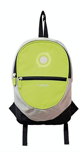 Globber Sac à Dos 5L Accessoire de Transport Mixte Enfant, Vert Citron
