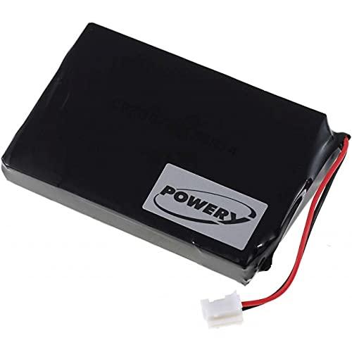 akku-net fromm Powery Ersatzakku passend für Controller Sony CUH-ZCT1E, CUH-ZCT1H, CUH-ZCT1J, 3,7V, Li-Ion