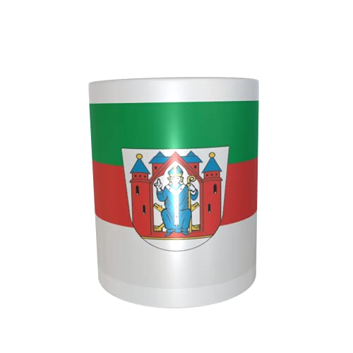 U24 Tasse Kaffeebecher Mug Cup Flagge Aschaffenburg
