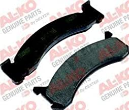 AL-KO Disk Brake PAD KIT for 10-12K AXLES- 1 Wheel (K71-866-00)