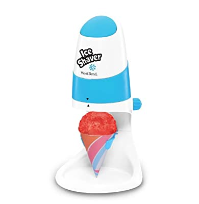 West Bend Ice Treats Shaver (Discontinued by Manufacturer)