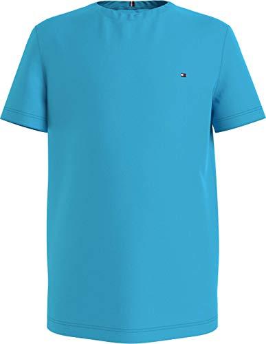 Tommy Hilfiger Essential CTTN tee S/S Camisa, Seashore...