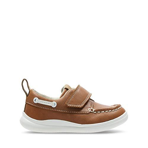 Clarks Chaussures 26131687 Snap Tan Brown Cloud 20 Marron