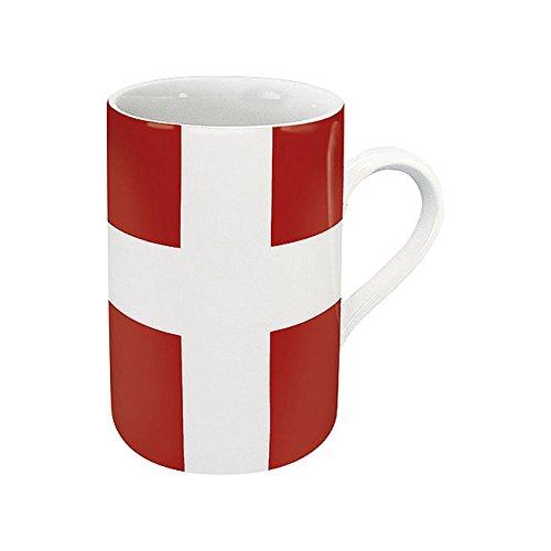 Könitz Becher Flaggen Dänemark