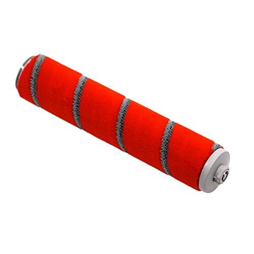 Hukz Profi Staubsauger Bodenbürste Bürstenrolle für xiaomi Roidmi F8 F8E Staubsauger, Vacuum Cleaner Floor Brush Replacement (Rot)