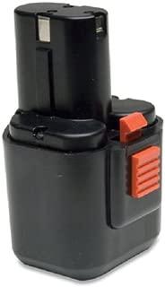 Burndy BCCBAT12V Battery, 12VDC Voltage, 1.2A/hr Rated Capacity, 2.7