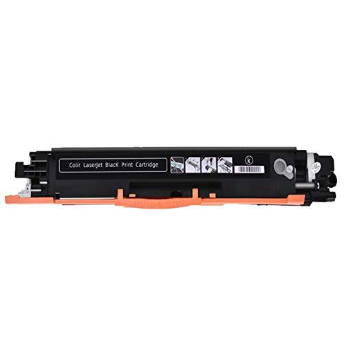 CF310A Cartucho de tóner Compatible con láser Jet Pro CP1021 / CP1022 / CP 1023 / CP1025 CP1025NW / CP1026NW / CP1 027NW / CP1028NW Cartucho,Negro