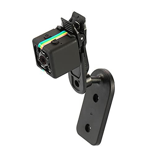 SQ11 720P Portatile Sport DV Mini Monitor per la visione notturna Multifunzionale Protezioni di sicurezza per la casa Videocamera per auto DV Videoregistratore digitale
