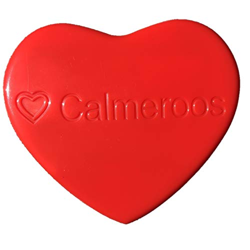 Calmeroos Heart Replacement Heartbeat Sound Simulator for Calmeroos Puppy and Calmeroos Kitty Toy for Pets who Love a Comforting Heartbeat!