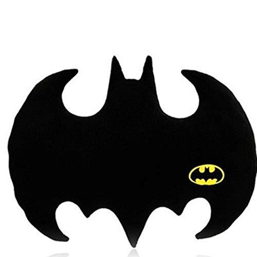 changshuo Stofftier Neues 45cm Riesen Batman Plüschkissenspielzeug Das Batman Kissen Gefüllte Weiche Puppen Tolles Geschenk Junge Geschenk Weihnachten