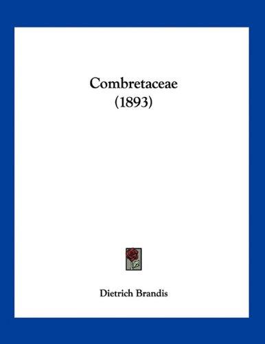 Combretaceae (1893)