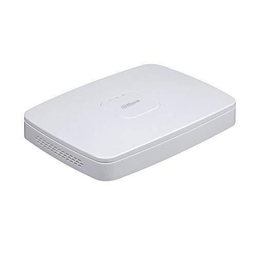 Dahua Technology - NVR IP 8 Canali 4K 8MP 8 Porte PoE 80Mbps Dahua - NVR2108-8P-4KS2