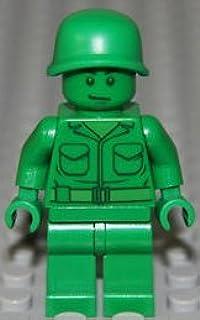 Lego Toy Story Verde Soldado Del Ejército Minifigura