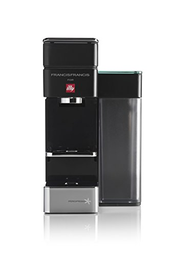 illy Y5 Iperespresso Kapselmaschine Espresso und Coffee. Amazon Dash Replenishment fähig