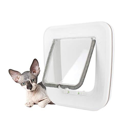 Chou Chatière per gatto – Porta cornice interna 15 x 15 cm