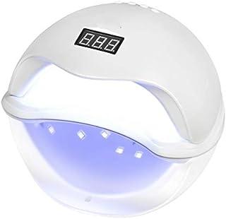 Secadores de uñas 48w Led Lámpara Uv para Uñas Gel Barniz Deuñaparación de La Extensión de Gel Duro con Pantalla Lcd Inferior Herramientas de Uñas