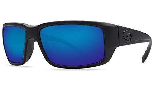 Costa Del Mar Men's Fantail 580G Polarized Rectangular Sunglasses,...