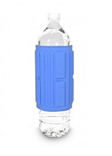 Cùis magnetach Botal mòr Aquaflux airson uisge a tharraing - Dath Azure Blue