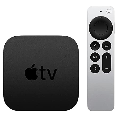 Apple Tv 4k, 32 Gb, Siri Remote - Mxgy2bz/a