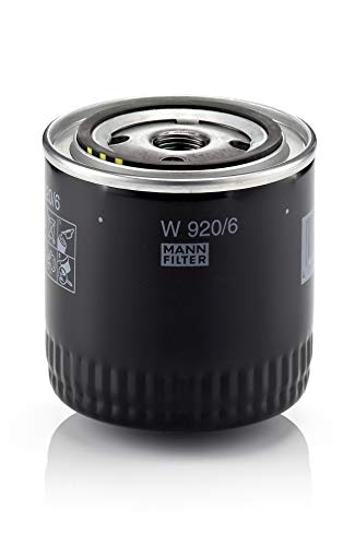 Preisvergleich Produktbild Original MANN-FILTER Ölfilter W 920 / 6 Für PKW und Nutzfahrzeuge