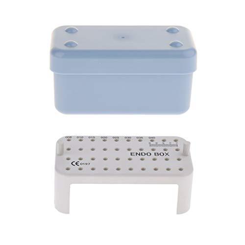 Gazechimp Endo Box Autoklav Instrument Speicherorganisator Blau