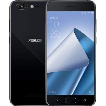 Asus Zenfone 4 Pro Black - 5.5' Amoled Full HD (1920x1080), Qualc