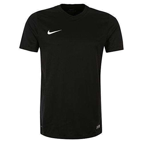 Nike Park VI, Maglietta Uomo, Nero (Black/White), M