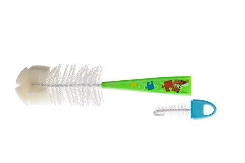 Goupillon Tétine et – la Brosse Disney Winnie l'Ourson Vert Brosse de nettoyage, brosse aspirateur