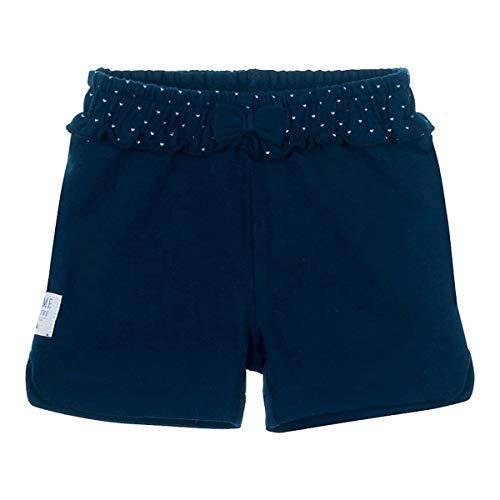 Feetje Short uni Pantalon bébé, Marine