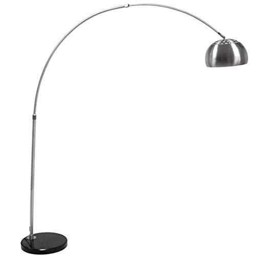 Lámparas de pie para salón Modern Creative Simple Lámpara de pie LED Lámpara de Pesca Salón Dormitorio Estudio Vertical Lámpara de pie Lámparas de pie para Dormitorio (Color : B, Size : L+12w)