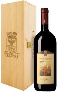 Rosso Di Montalcino D.O.C. Rosso Di Montalcino Magnum 2017 Castello Banfi Rosso Toscana 14,0%