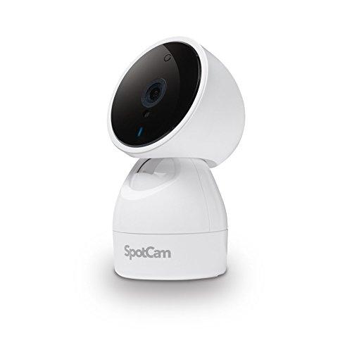 SpotCam Cloud WLAN IP-Überwachungskamera mit 360 Grad Panorama-View SPOTCAM-EVA mit Smart Home Integration - 6