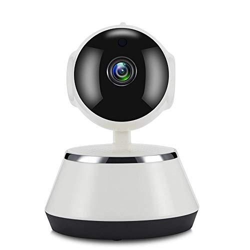 E T EASYTAO Cámara de Seguridad WiFi 360 Grados Domo HD 720P V380 Camara Inalambrica con Visión Nocturna y Audio Bidireccional Monitor para Hogar,Bebé y Mascota