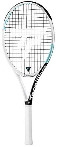 Tecnifibre T- Rebound 255 TEMPO3 - Raqueta de Tenis para Mujer, Color Blanco, Agarre 1