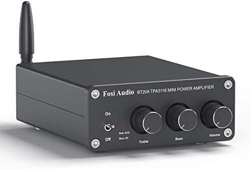 Amplificador com tda 2030