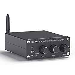 Fosi Audio Bluetooth 5.0 Stereo Amplifier