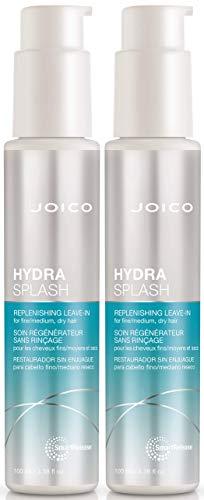 Joico Hydrasplash Replenishing Leave-in for Fine Hair, 3.38-Ounce, 2 Count