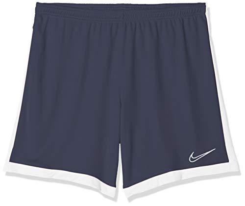 Nike Herren M NK Dry ACDMY K Shorts, Obsidian/White, XS